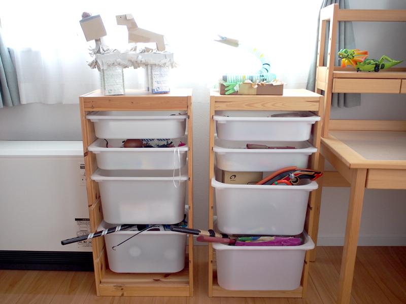 子供達のおもちゃ箱