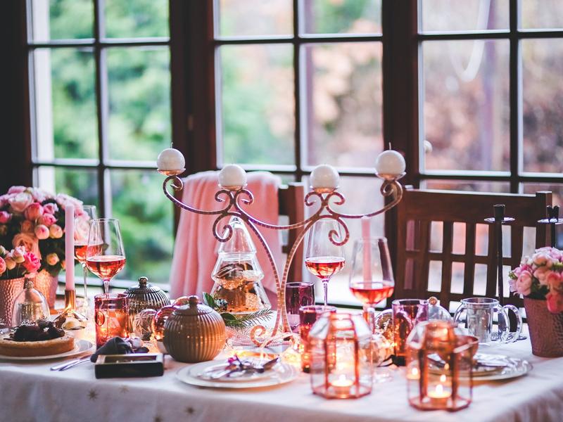 理想の暮らしのテーブル